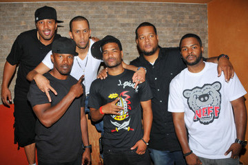 """Craig Wayans Damien Dante Wayans Stars at the Debut of """"In the Flow"""" in Beverly Hills"""