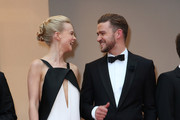 Justin Timberlake and Carey Mulligan Photos Photo