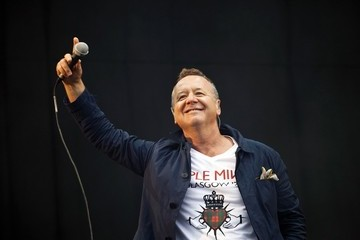 Simple Minds Alabama Shakes Performs at T in the Park
