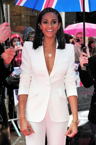 "Alesha Dixon - ""Britain's Got Talent"" Auditions"