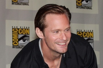 Alexander Skarsgaard 'True Blood' Panel at Comic-Con