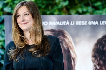 Alexandra Maria Lara Daniel Bruhl at a 'Rush' Photocall in Rome