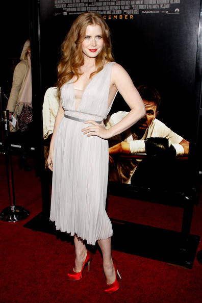 amy adams fighter. Amy Adams Amy Adams on the red