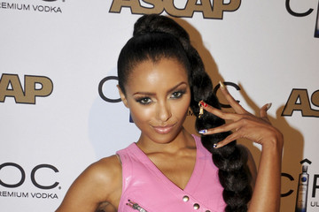 Kat Graham Andre Royo at the 24th Annual ASCAP Rhythm & Soul Music Awards in Beverly Hills