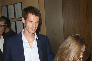 Andy Murray Kim Sears Andy Murray and His Girlfriend Enjoy a Late Night Out