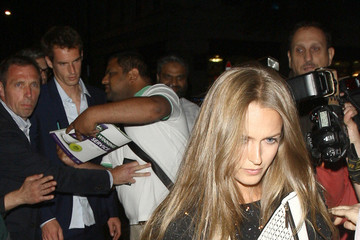 Andy Murray Kim Sears Andy Murray and His Girlfriend Enjoy a Late Night Out — Part 4
