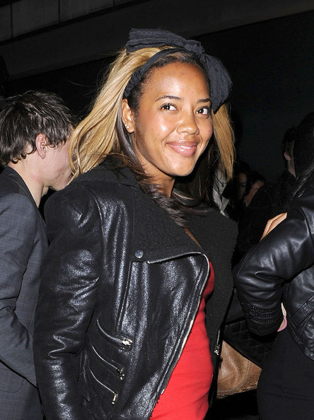 Angela Simmons at Whisky Mist
