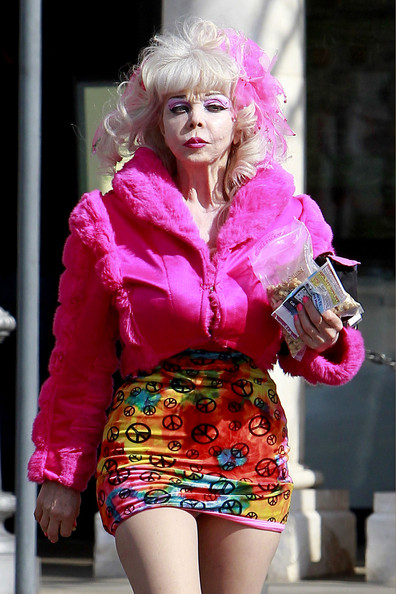 Angelyne Pictures - Angelyne Goes Grocery Shopping - Zimbio Vanessa Hudgens Dating