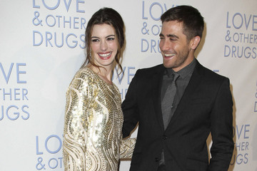 Anne Hathaway Jake Gyllenhaal Australian Premiere of 'Love and Other Drugs' 2