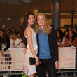 """Fredrik Ferrier Stars on the Red Carpet for the European Premiere of """"One Day"""" in West London"""