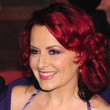 Carrie Grant Antonio Banderas at the UK Premiere of