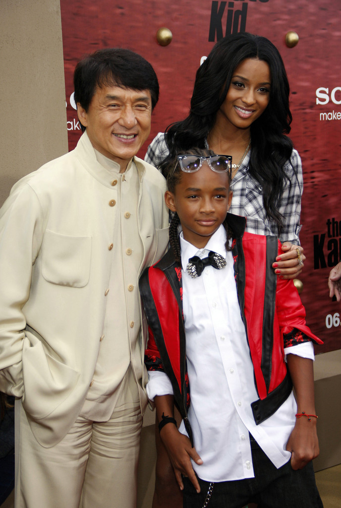 Jackie Chan Photos Photos - The Los Angeles Premiere of ...