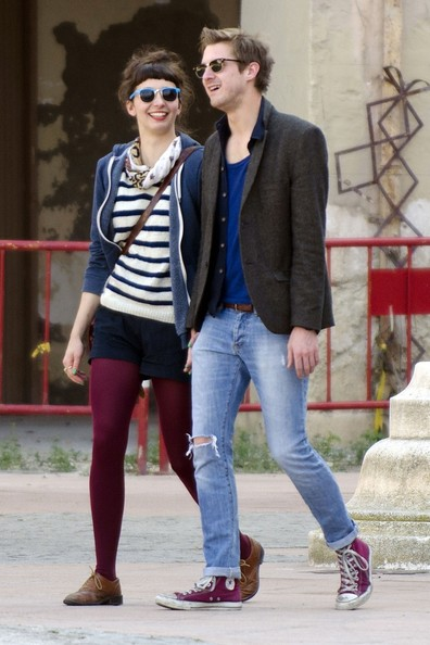 Arthur Darvill with Girlfriend Sophie Wu
