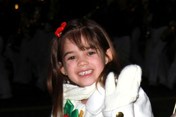 Kaitlyn Maher The 2010 Christmas Parade in Hollywood