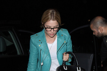 Ashley Benson Ashley Benson Spotted Outside the Chateau Marmont