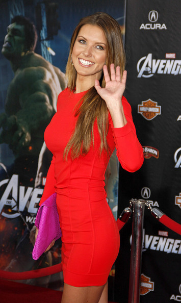 Stars at the Premiere of 'The Avengers' in LA