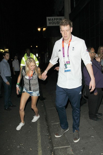Olympic Athletes Party in London 2 - 1 of 2
