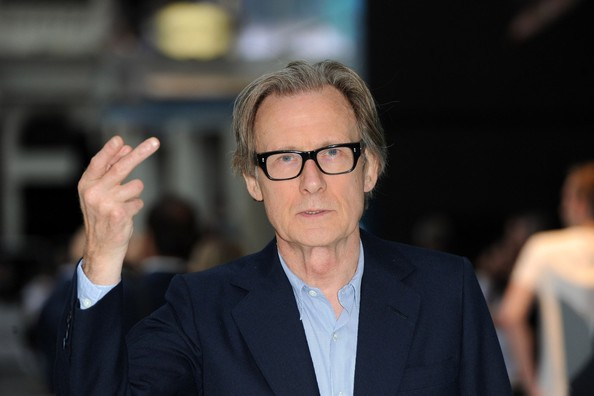 Bill Nighy Pictures Celebs Arrive For Total Recall In