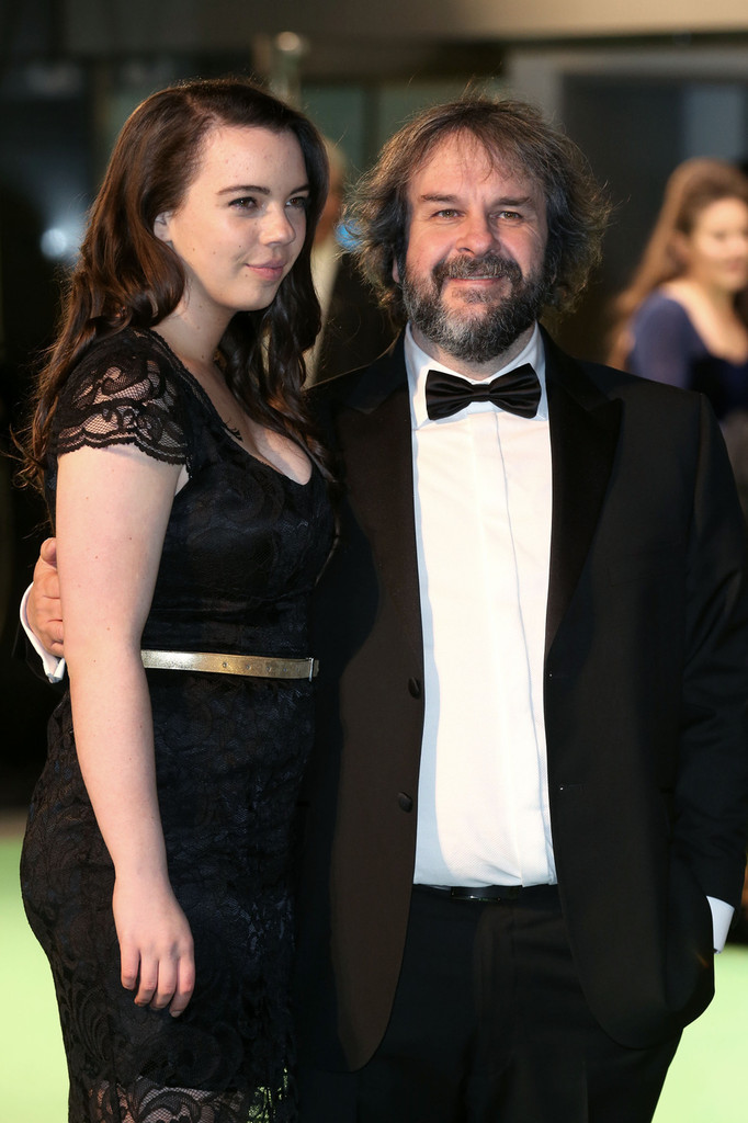 Peter Jackson Photos Photos - Celebs at 'The Hobbit