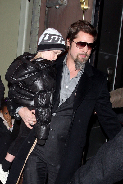 angelina jolie and brad pitt children photos. Angelina Jolie and Brad Pitt