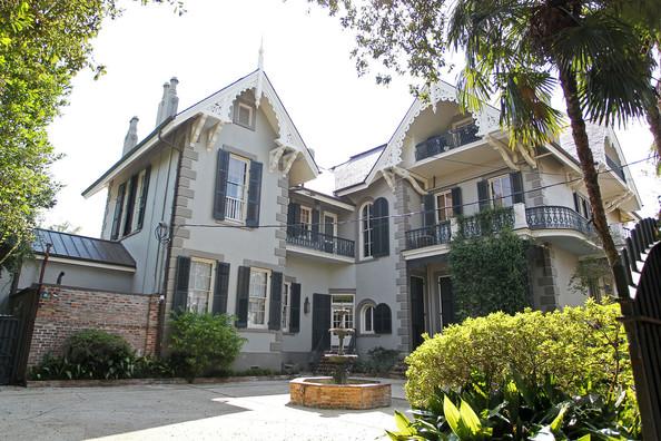 Brad Pitt And Angelina Jolie 39 S French Quarter Home In New