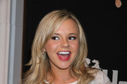 """Bree Olson, formerly one of Charlie Sheen's """"Goddesses,"""" hosts a """"White Goddess"""" party at the Posh Boutiqe Nightclub and Crazy Horse III in Las Vegas, Nevada. Olson has recently been recieving a good deal of press and media attention as she will be featured as the centerfold in the next issue of Playboy magazine where she also talks about living with Charlie Sheen."""