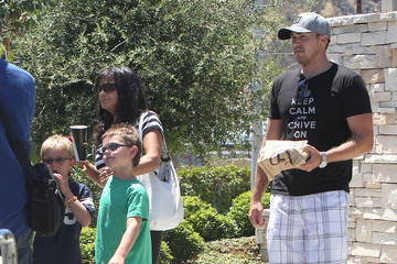 Britney Spears Lynne Spears Britney Spears Gets Lunch with Her Family — Part 2