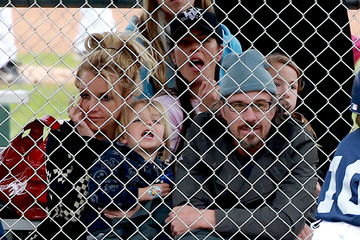Britney Spears Jason Trawick Britney Spears at Her Son's Little League Game