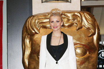 Carley Stenson Children's BAFTA Awards in London