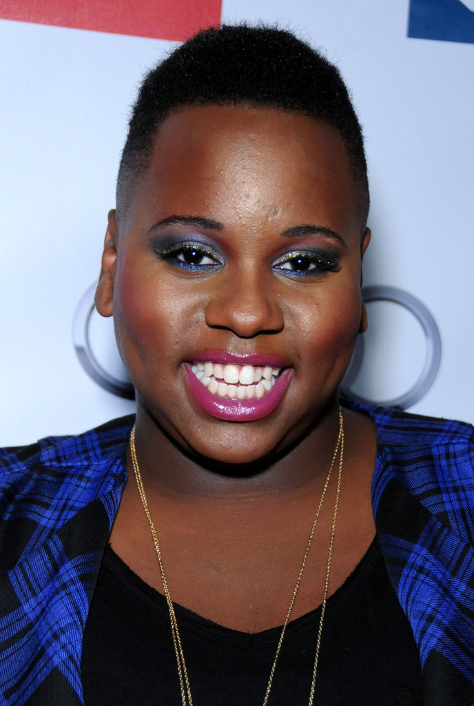 Alex Newell Alex Newell Photos Stars At The Voices On
