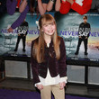Connie Talbot 'Never Say Never' Premiere
