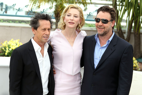 Cate Blanchett and Russell Crowe at the