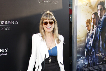 Catherine Hardwicke 'The Mortal Instruments: City of Bones' Premieres in Hollywood