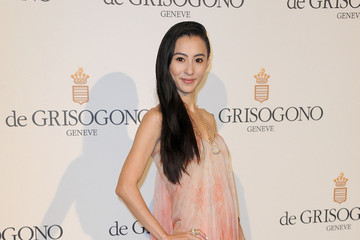Cecilia Cheung The De Grisogono Party at Cannes