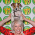 Helen Chamberlain Photos - Helen Chamberlain and Spud attend the fourth Wetnose Animal Annual Awards ceremony in aid of non-profit organisation to recognise small, independent animal rescue centres in the UK and abroad at the Jumeriah Carlton Tower hotel in London. - Celebs Attend Wetnose Animal Awards Ceremony