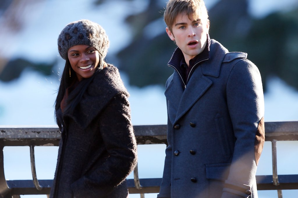 Eric Lively And Tika Sumpter