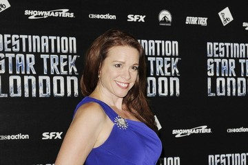 Chase Masterson Stars at the Destination Star Trek London