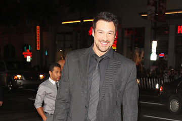 Aleks Paunovic Stars at the Premiere of 'This Means War'