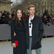 Chelsea Tyler Celebs at the Christian Dior Show