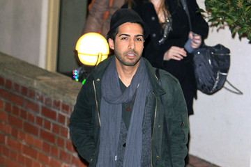 Savan Kotecha 'X Factor' Celebs in Wembley