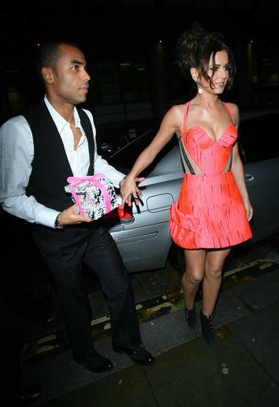 Cheryl+Cole in Cheryl Cole and Ashley Cole at the Kanaloa Club