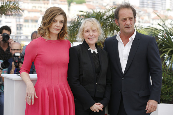 'Les Salauds' Photo Call in Cannes