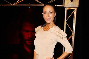 Esther Anderson Premiere of 'Thor' in Sydney