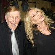 Sumner Redstone and Christine Peters Photos