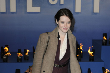 Claire Foy 'Life Of Pi' Premieres in London