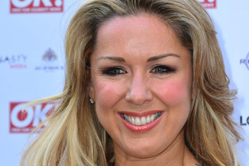 Claire Sweeney OK! Magazine Hosts a Summer Party in London
