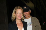 Clint Eastwood Alison Eastwood Photos Photo