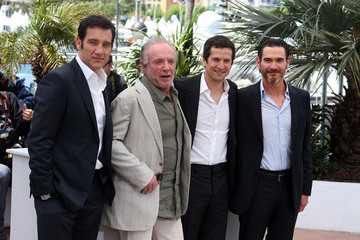 Clive Owen Guillaume Canet Blood Ties' Photo Call in Cannes