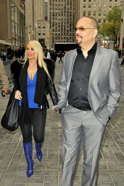 Coco Photos Photos Ice T And Coco Austin At The Today Show Zimbio