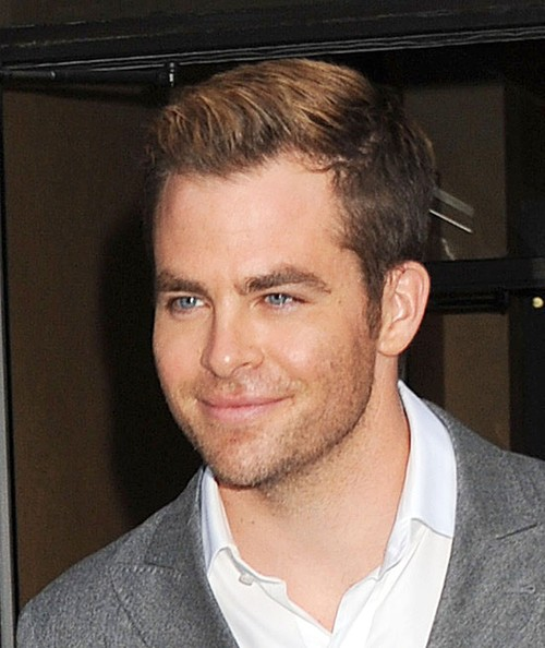 Chris Pine Pictures more ?